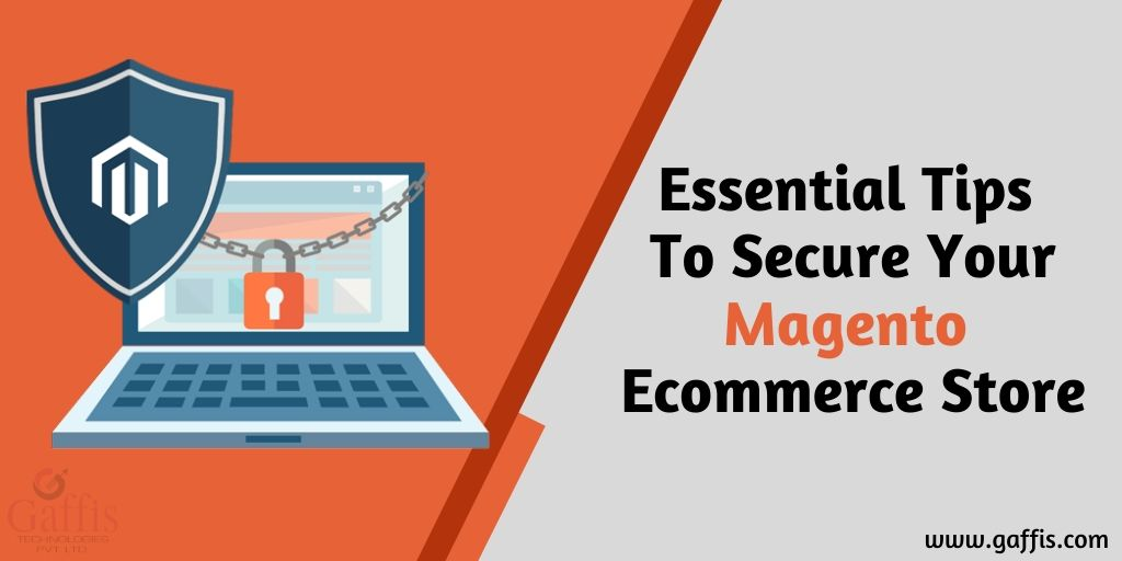 Secure Your Magento Ecommerce Store