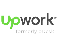 Hire us at Upwork
