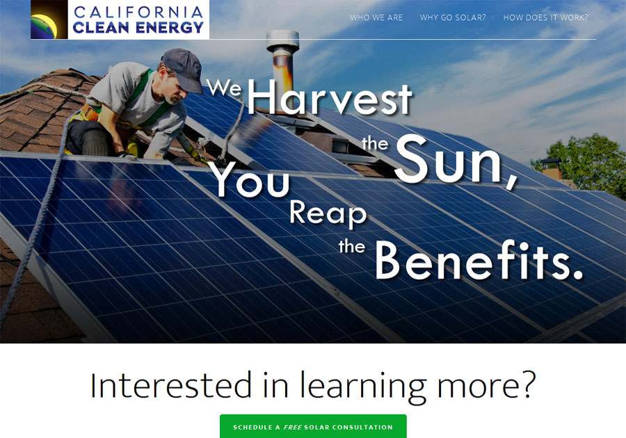 California Clean Energy.com
