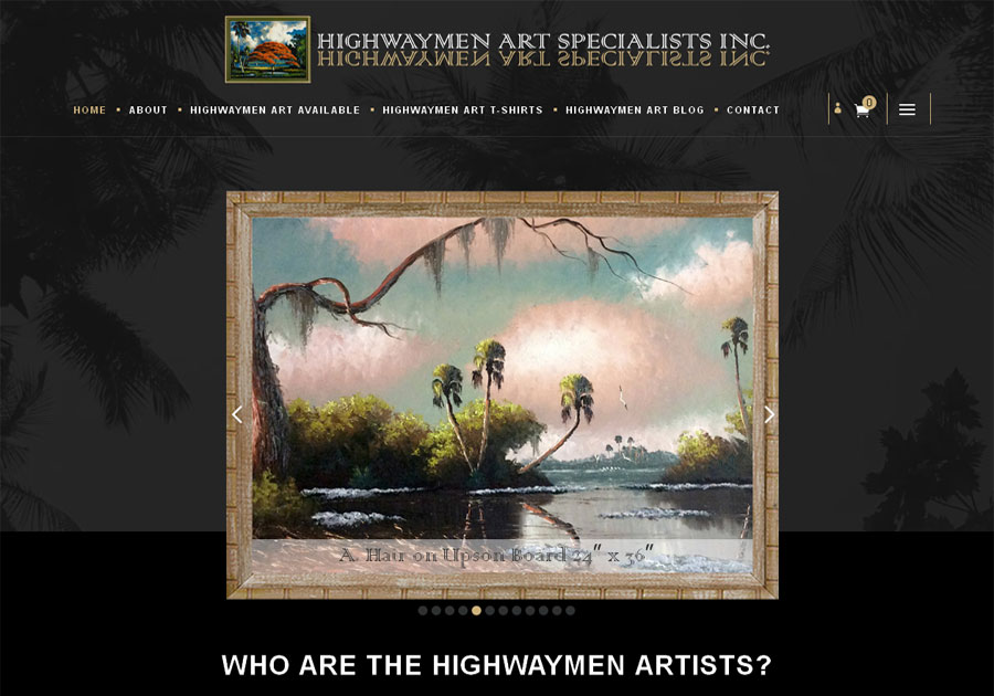Highwaymen Artists.com