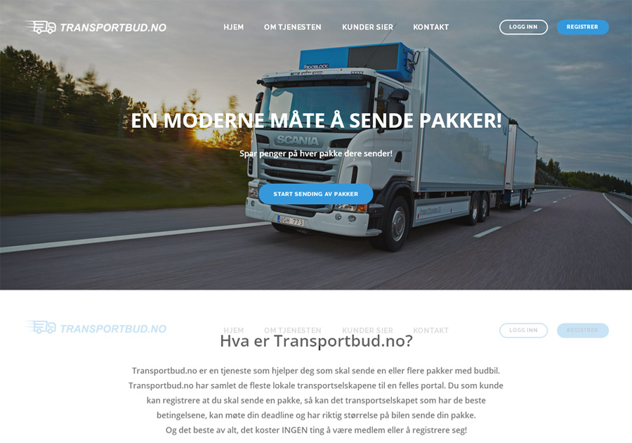Transportbud.no