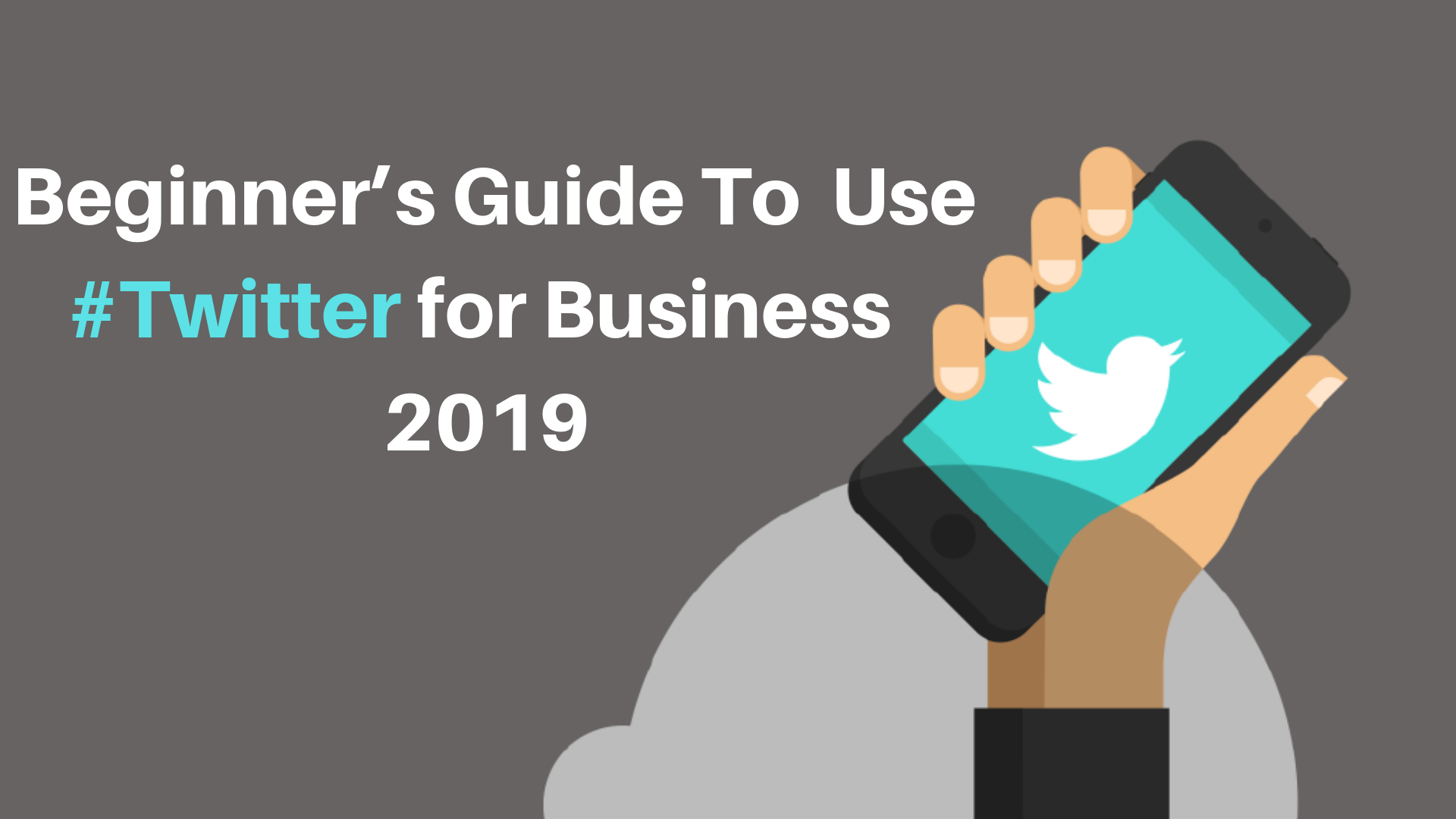 Beginner's Guide to Twitter for Business