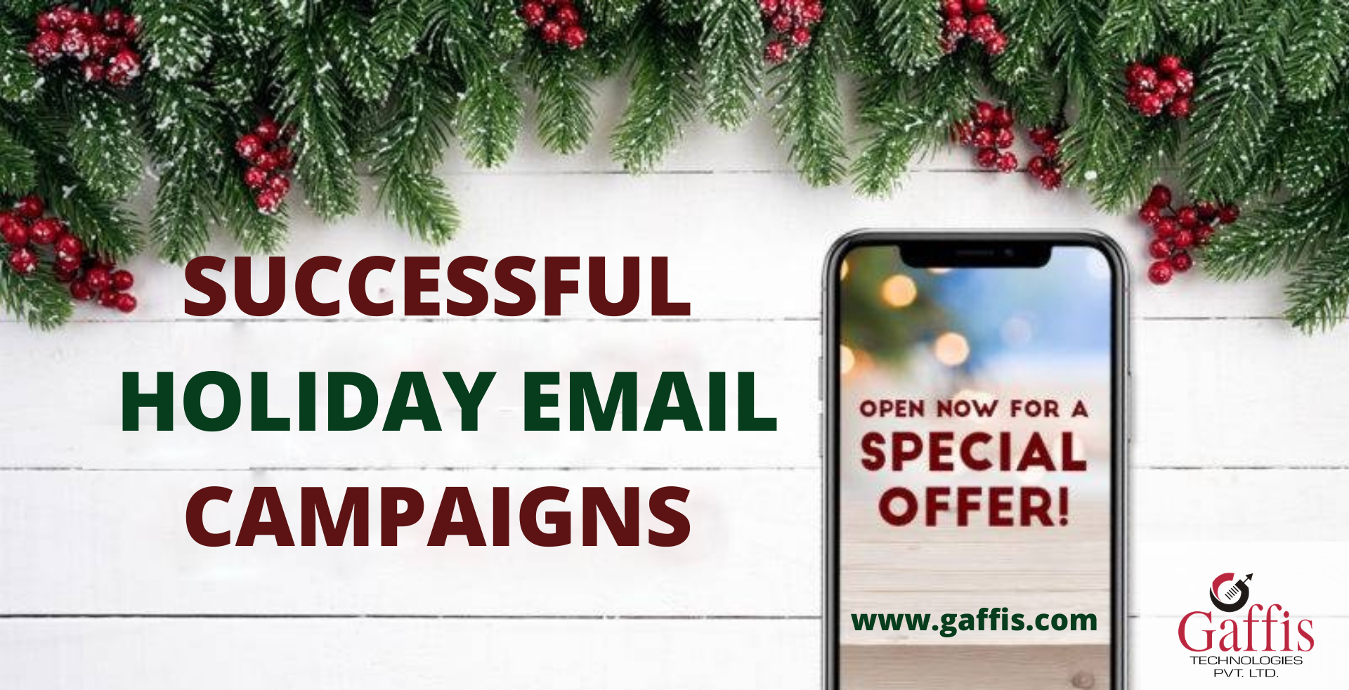 Successful Holiday Email Marketing Best Practices for 2020